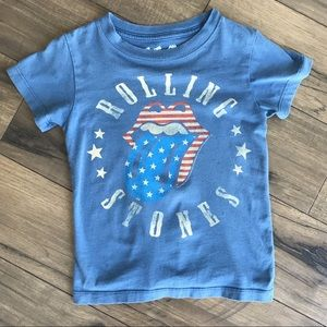 Other - Toddler's Rolling Stones band tee